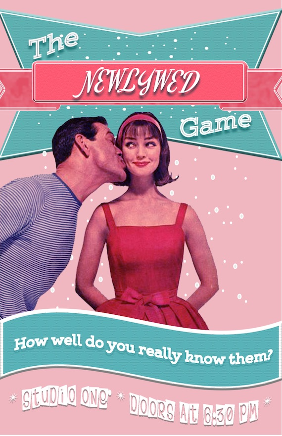 Newlywed Game Poster_sml